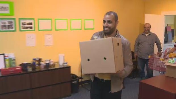 Winnipeg Harvest Needs Help To Feed Syrian Refugees Ctv