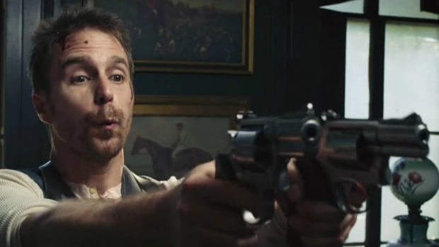 Sam Rockwell in 'Mr. Right.'