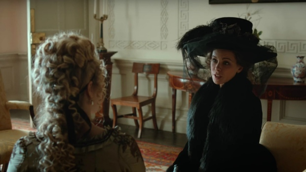 Kate Beckinsale in 'Love & Friendship.'