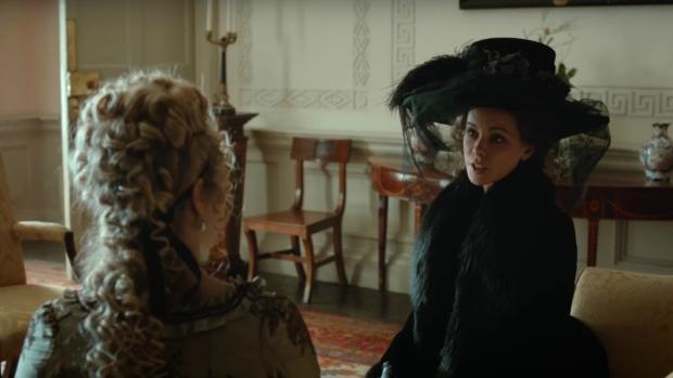 Kate Beckinsale in 'Love & Friendship.'