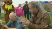 Canada AM: Jeff speaks with a sand castle artist