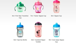 Tommee Tippee has issued a voluntary recall for these Sippee cups. (Tommee Tippee)