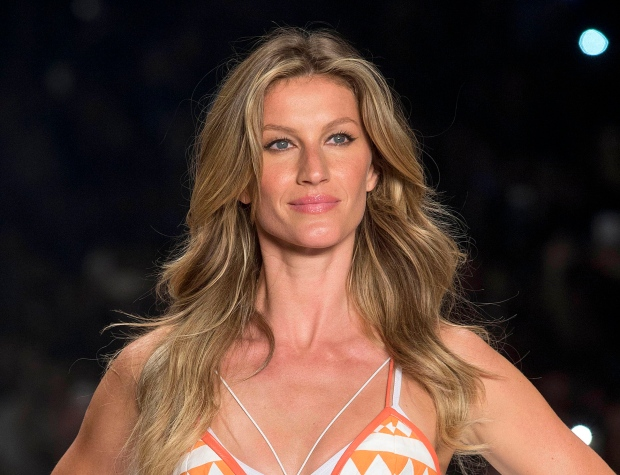 Brazil model surprised by 'criticism'