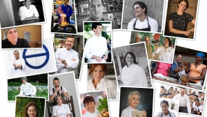 Basque Culinary World Prize. (Rob Blackhurst -- Apollo PR)