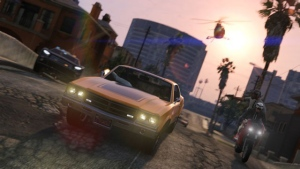 'Grand Theft Auto Online' announces significant expansion. (Rockstar Games)