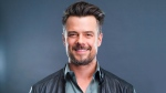 Josh Duhamel poses for a portrait in New York on Jan. 27, 2016. Duhamel is lending his star power to help disabled veterans by supporting a campaign that provides smart homes for injured American veterans. (Photo by Scott Gries/Invision/AP, File)