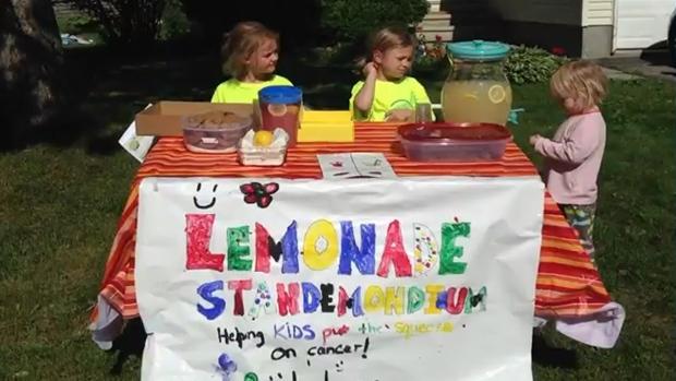 Lemonade Stand ottawa