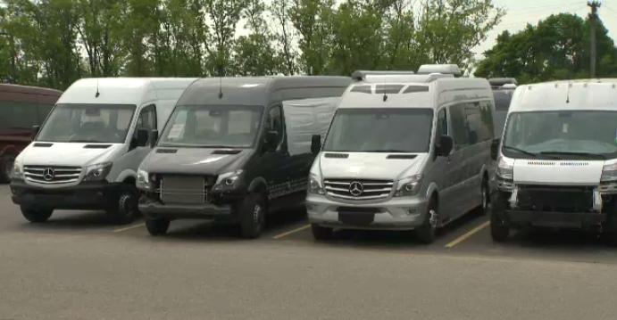 European RV maker signs letter of intent to buy RoadTrek