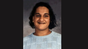 FILE-- Reena Virk, 14, is shown in this undated handout photo. More than a decade after the bruised and battered body of Virk was pulled from a suburban Victoria waterway, the country's highest court has brought an end to the legal odyssey of one of her killers. THE CANADIAN PRESS/Victoria Times Colonist - HO