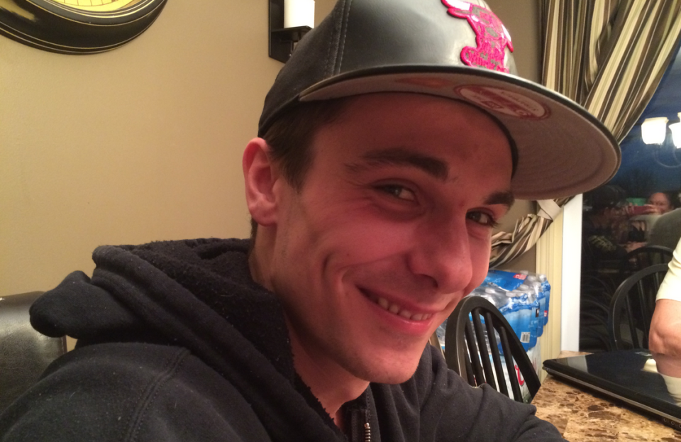 21-year-old London Ont. stabbing victim Dakoda Martin seen here in this undated photo.