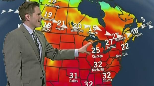 CTV Kitchener: Weather with Tyler Calver | CTV News Kitchener
