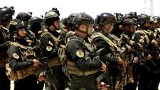 Iraqi forces look to retake Fallujah