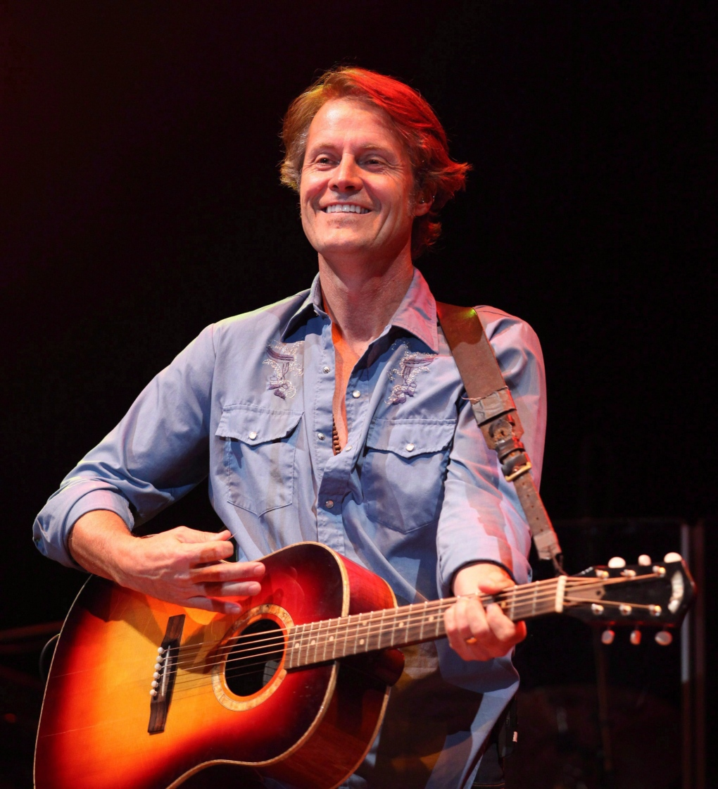 Jim Cuddy of the band Blue Rodeo