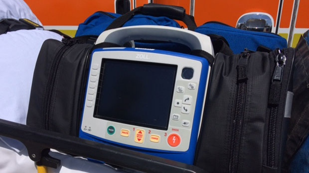 The protocol allows all primary care paramedics to assess a heart attack patient in their home using an ECG machine with 12 electrodes.