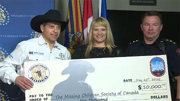 Calgary police, Calgary Police Association Rodeo,