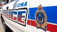 A Regina police cruiser is seen in this file image.