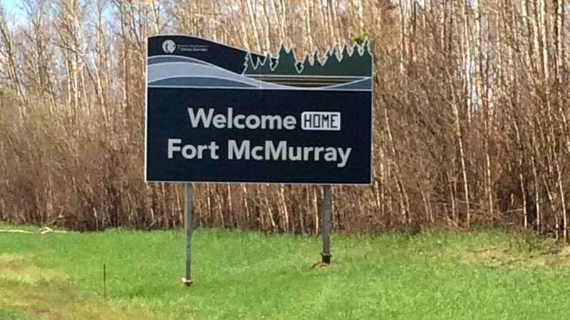 Welcome Home Fort McMurray