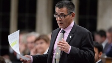 Fisheries minister Hunter Tootoo resigns