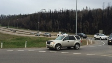 Fort McMurray residents return home