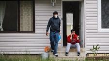 Fort Mac evacuees return home