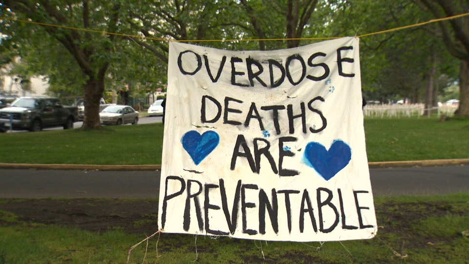 The Yes2SCS campaign is calling on immediate action and say safe injection sites would prevent these deaths from happening.