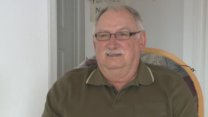 Tracadie, N.B. resident Gerard Comeau was fined nearly $300 in 2012 after buying 14 cases of beer and three bottles of alcohol in Quebec.