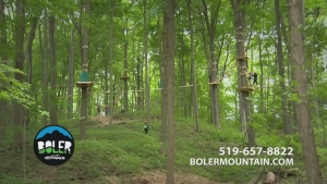 GPS: Treetop Adventure Park