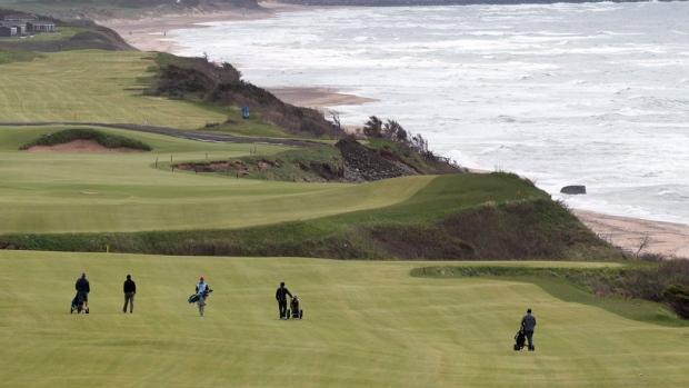 Image result for Cabot Cliffs golf course in Inverness Nova Scotia