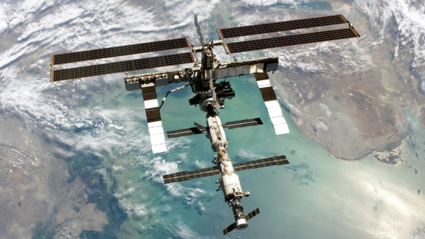 NASA Conducts 200th Spacewalk at the International Space Station