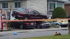 Laval crash
