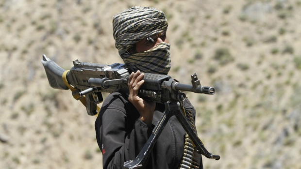 In Afghanistan explosion: foreign convoy attacked