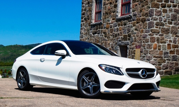 2017 mercedes benz c300 coupe first drive review ctv. Black Bedroom Furniture Sets. Home Design Ideas