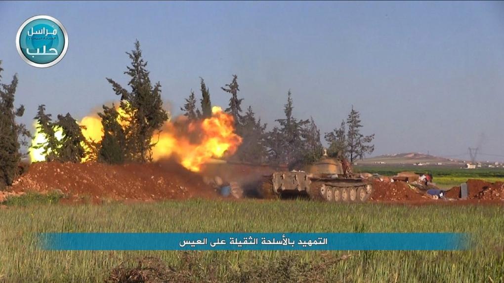 al-qaeda syria