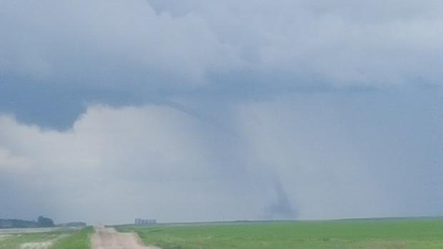 Tornado touches down near Elgin
