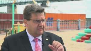 Mayor Denis Coderre takes your questions including