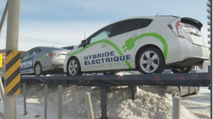 Quebec electric cars
