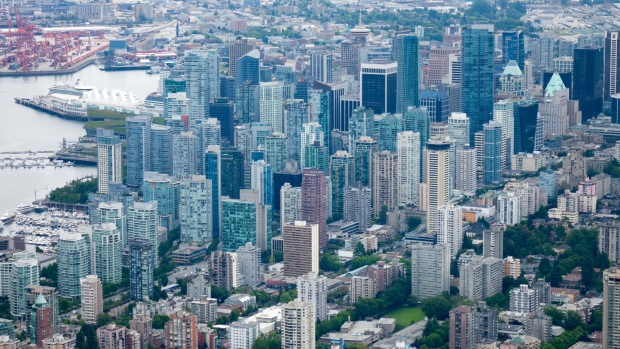 Real estate associations representing nearly three-quarters of the realtors in Canada have called for federal parties to commit to ease mortgage rules as the election campaign gets underway. (Pete Cline / CTV News Vancouver)