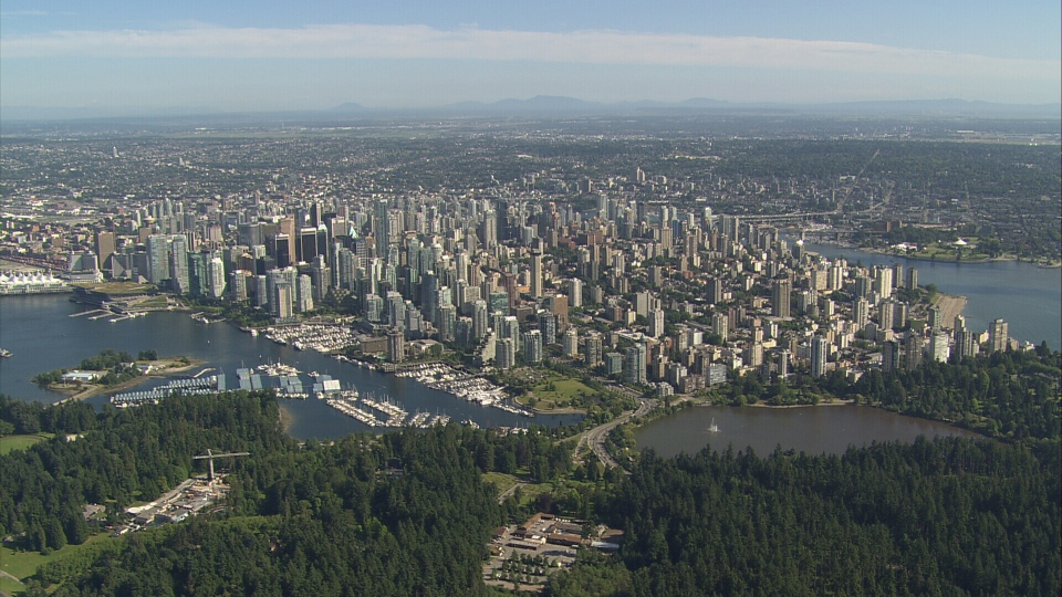 It's no secret that real estate is valuable in Vancouver, but new data shows just how much owning land can work for you. (CTV)