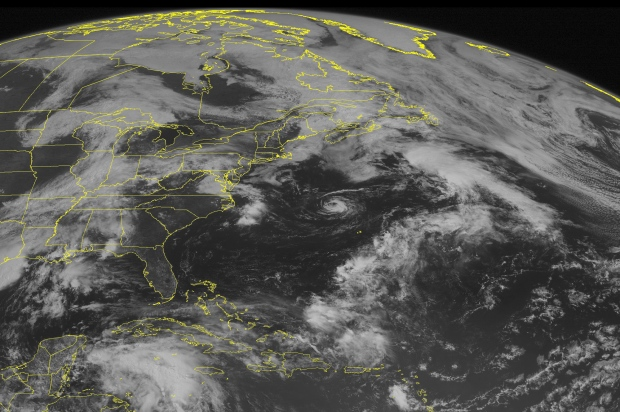 tropical storm colin forms in gulf  speeds toward florida