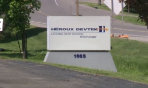 West Heights Manufacturing, a site of Heroux Devtek Landing Gear division, is shown on June 3, 2016.