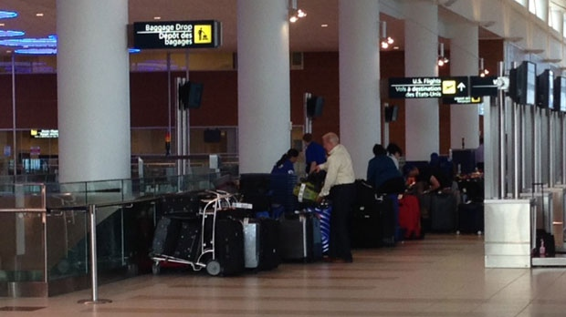 All Outbound Flights From Winnipeg Airport Delayed Due To
