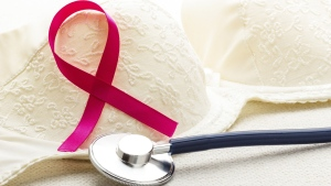 New study shows that doubling the duration of hormone therapy for women with early-stage breast cancer reduces the risk of recurrence and developing tumors in the other breast. (Voyagerix/istock.com)