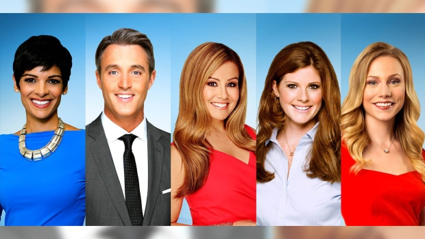 CTV's 'Your Morning' team