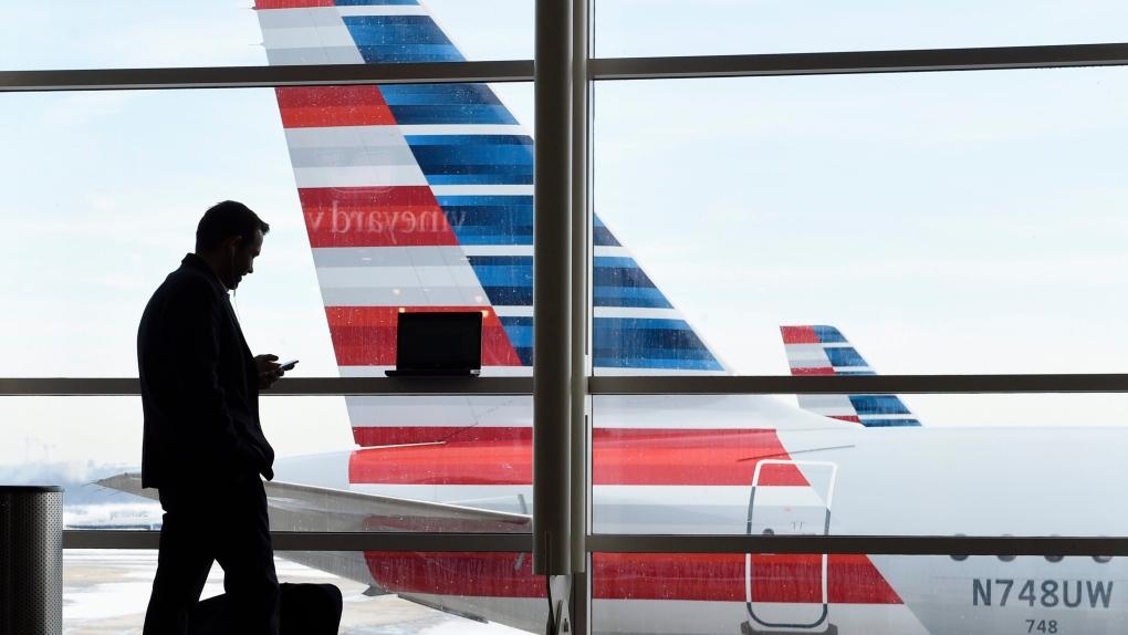 American Airlines rewards