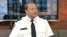 Toronto police inspector, Chris Boddy. (CTV News)