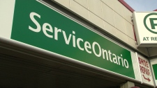 Service Ontario closures on hold