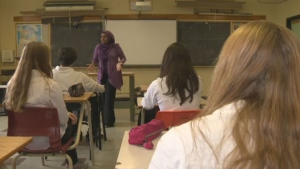 Quebec once against changing high school history textbooks, second time since 2016 | CTV News