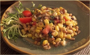 CTV Morning Live 0- Marinated Corn and Lentil Past