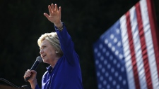Hillary Clinton looks to clinch nomination