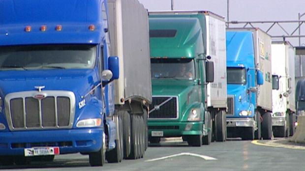 Transport Truck lineup
